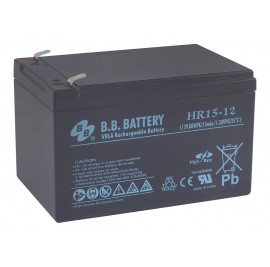 B.B. Battery HR