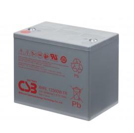 Аккумуляторы CSB серии XHRL