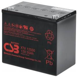 Аккумуляторы CSB серии XTV