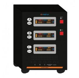 Трехфазные стабилизаторы  напряжения Энергия Hybrid II поколения